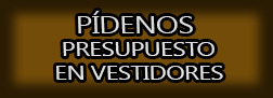 Presupuesto en Vestidores Cáceres